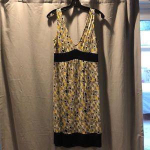 DvF print dress
